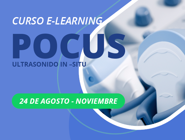 Curso e-learning de ultrasonido in situ POCUS 2020